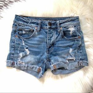🌻5/$25 Tomgirl American Eagle Outfitters shorts